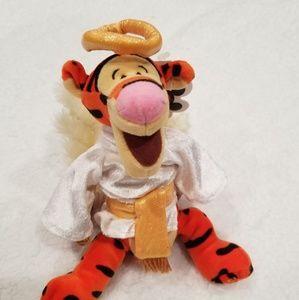 "NEW Disney Mini Bean Bag Choir Angel TIGGER 9"""